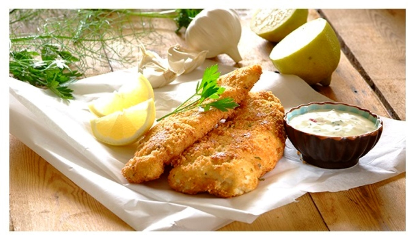 Crispy Fried Fish 299.-