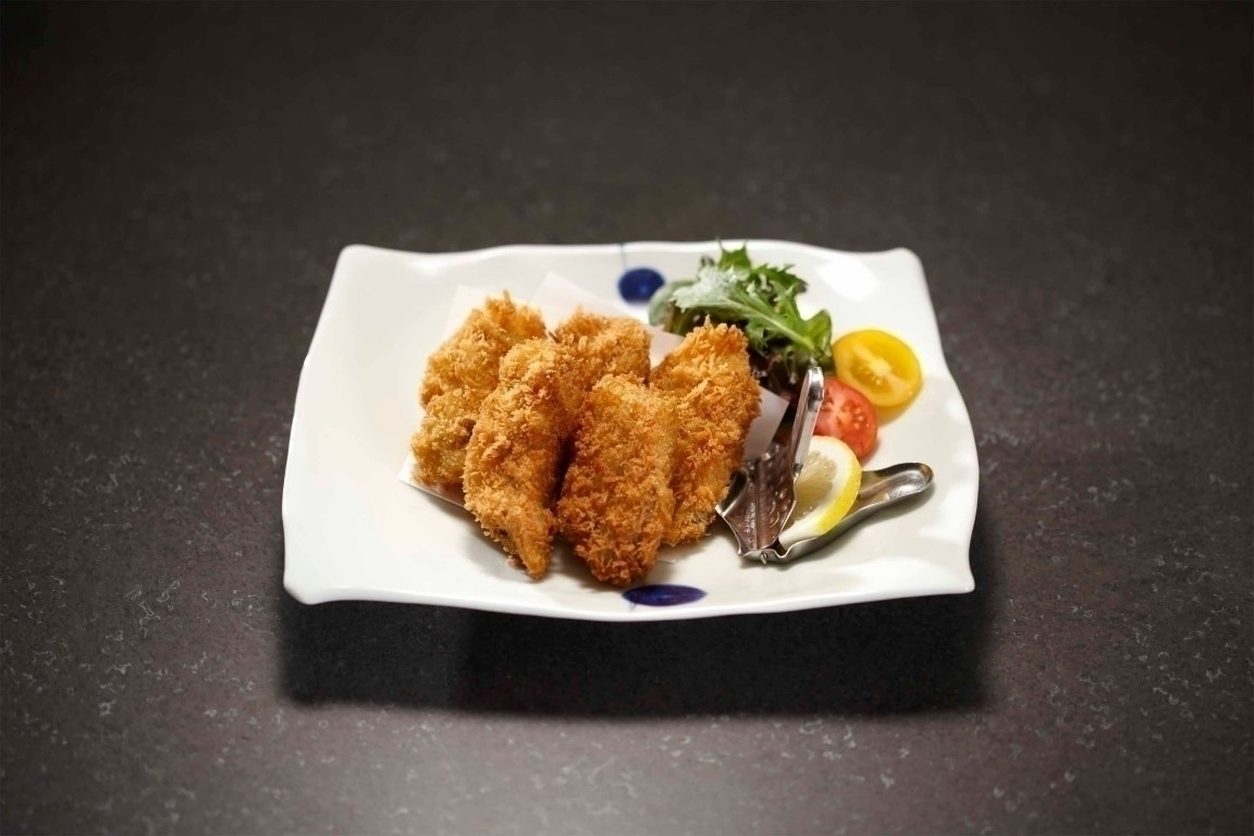 Fried Oyster 565.-